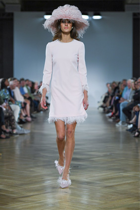 Kim Newport Design - Spring Summer 2020: Look 1